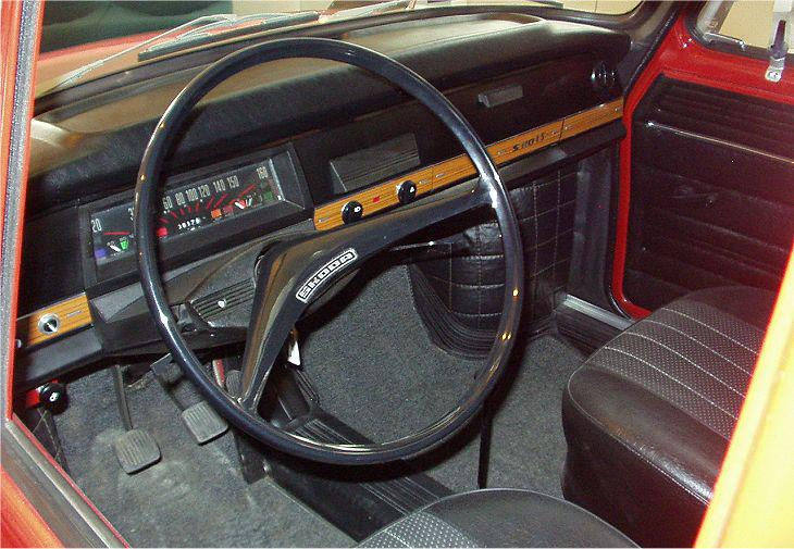 1973 Škoda 110 LS
