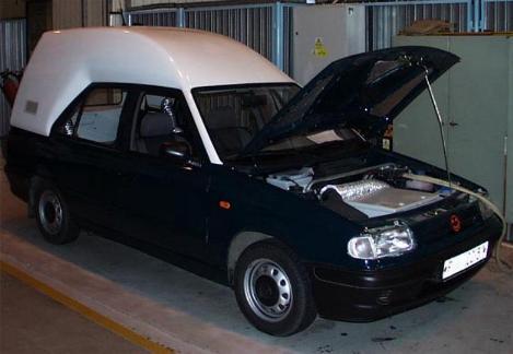 Skoda Van Plus